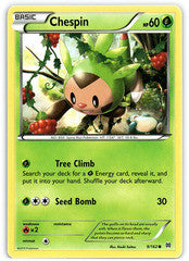 Chespin -9/162 - Common