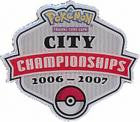 City Championships 2006-2007 badge