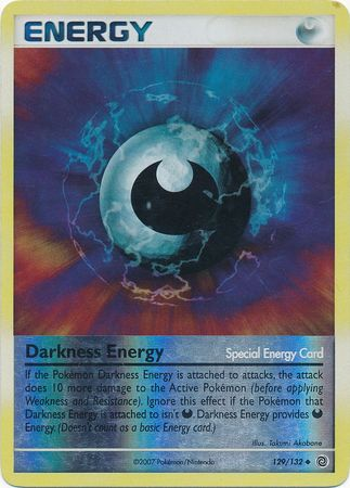 Darkness Energy   129/132   Uncommon Reverse Holo