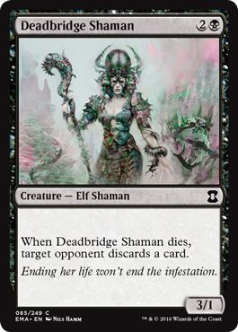 Deadbridge Shaman - 085/249 - Common