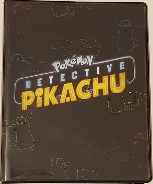Detective Pikachu 4-Pocket Portfolio Folder - New, Unused