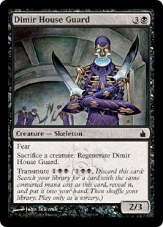 Dimir House Guard - 83/306 - Common