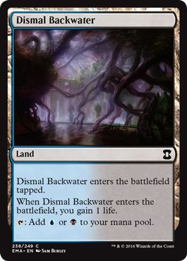 Dismal Backwater - 238/249 - Common