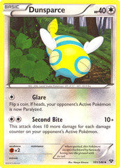Dunsparce - 101/146 - Uncommon