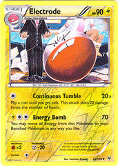 Electrode - 22/108 - Uncommon Reverse Holo