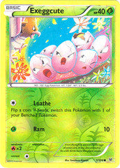 Exeggcute - 1/108 - Common Reverse Holo