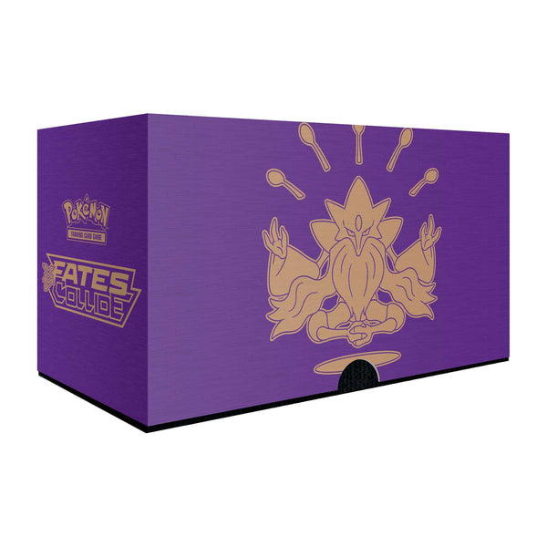 Fates Collide Storage Box - empty