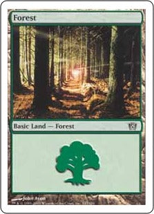 Forest - 347/350 - Common