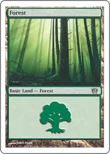 Forest - 348/350 - Common
