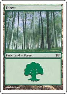 Forest - 350/350 - Common