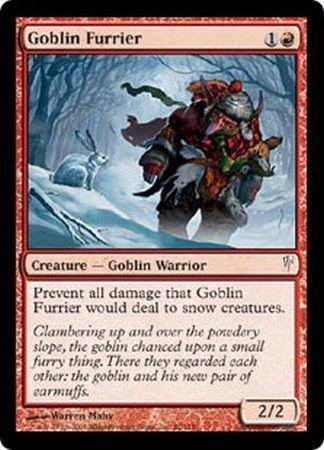 Goblin Furrier - 82/155 - Common