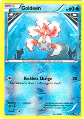 Goldeen - 27/162 - Common Reverse Holo