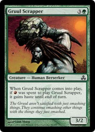 Gruul Scrapper - 89/165 - Common