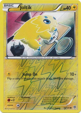 Joltik - 50/135 - Common Reverse Holo