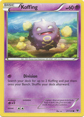 027/124 - Koffing - Common