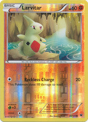 040/124 - Larvitar - Common Reverse Holo