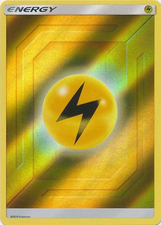 Lightning Energy 2019 Holo