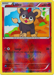 Litleo - 22/114 - Common Reverse Holo