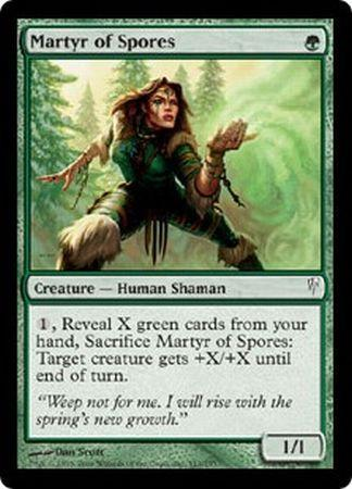 Martyr of Spores - 113/155 - Common