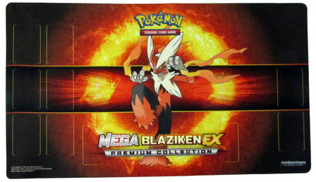 Mega Blaziken Playmat - New, Unused