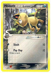 Meowth (Delta Species) - 71/110 - Common