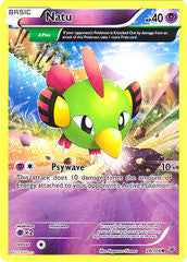 Natu - 28/108 - Common Reverse Holo