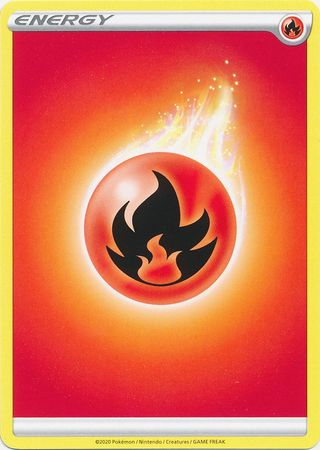 Fire Energy - 2020 - Sword & Shield