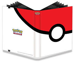 Pokeball 9-Pocket Pro-Binder Ultra Pro - New, Sealed