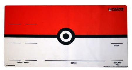 Pokemon Organised Play Pokeball Playmat - New, Unused, Sealed