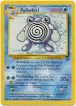 Poliwhirl - 57/130  - Uncommon