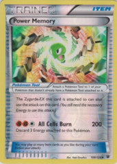 108/124 - Power Memory - Uncommon Reverse Holo