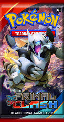 Primal Clash Booster Pack