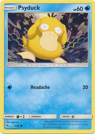 Psyduck - 11/68 - Common