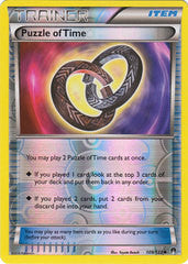 Puzzle of Time - 109/122 - Uncommon Reverse Holo