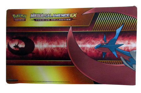 Mega Salamence Playmat - New, Unused