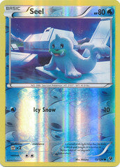 015/124 - Seel - Common Reverse Holo