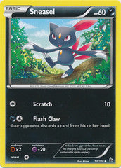Sneasel - 50/106 - Common