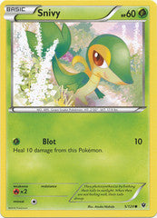 005/124 - Snivy - Common