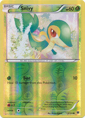 005/124 - Snivy - Common Reverse Holo
