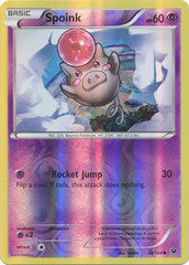 030/124 - Spoink - Common Reverse Holo
