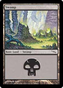 Swamp - 295/306 - Common