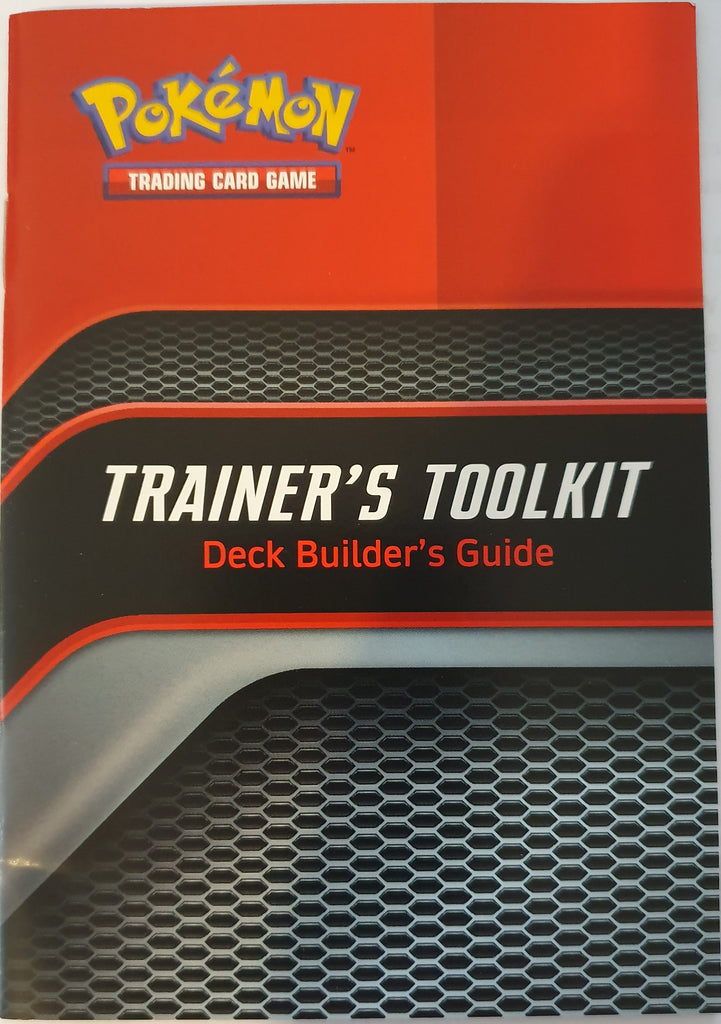 Trainer's Toolkit Deck Builder's Guide