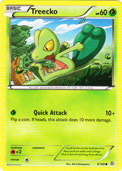 Treecko - 6/160 - Common