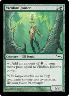 Viridian Joiner - 138/306 - Common