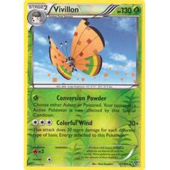 Vivillon Orange - 17/146 - Holo Rare Reverse Holo