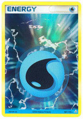 Water Energy - 107/110 - Holo Rare