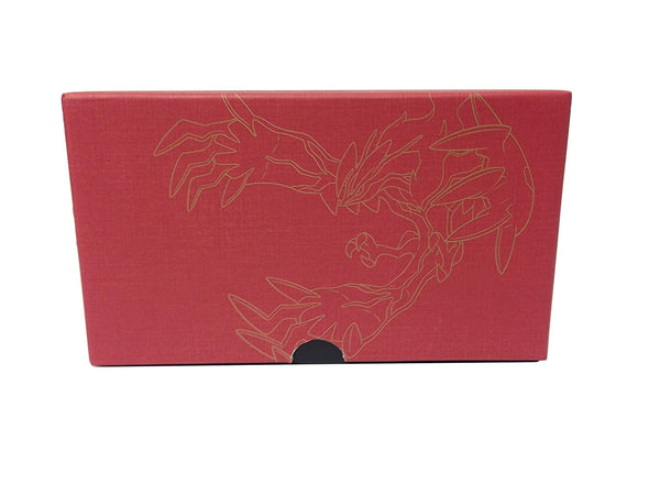XY Yveltal Storage Box - empty