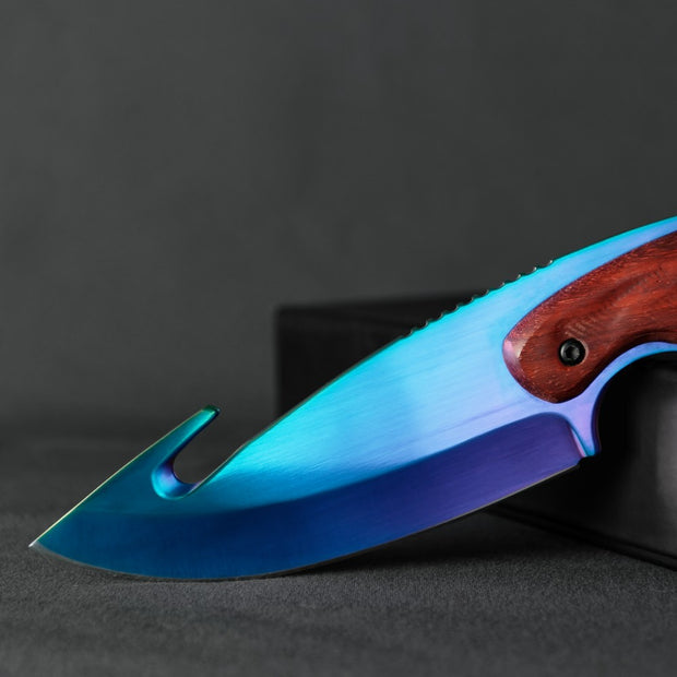 Fade Gut Knife-Real Video Game Knife Skins-Elemental Knives