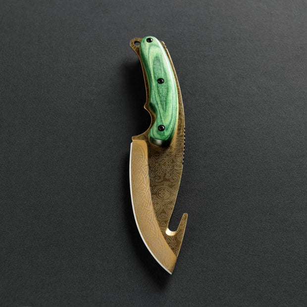 Lore Gut Knife-Real Video Game Knife Skins-Elemental Knives