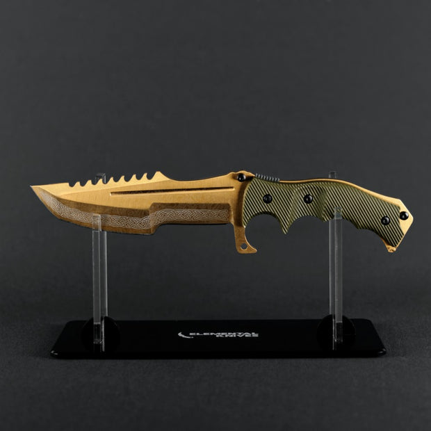 Lore Huntsman Knife-Real Video Game Knife Skins-Elemental Knives